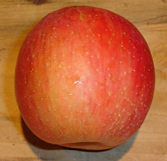 Trademarked apple quality parameters